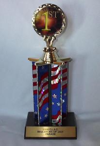 BARC trophy